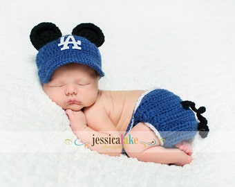 How To Knit A Baby Baseball Hat Version