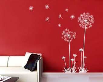 Good Popular Items For Dandelion Wall Decal