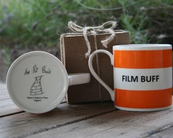 Film Buff Hoop Mug