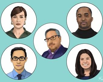Custom Avatar, Illustrated Profile Picture, Cartoon Avatar, Cartoon Portrait, Cartoon Profile Pic, Illustrated Portrait