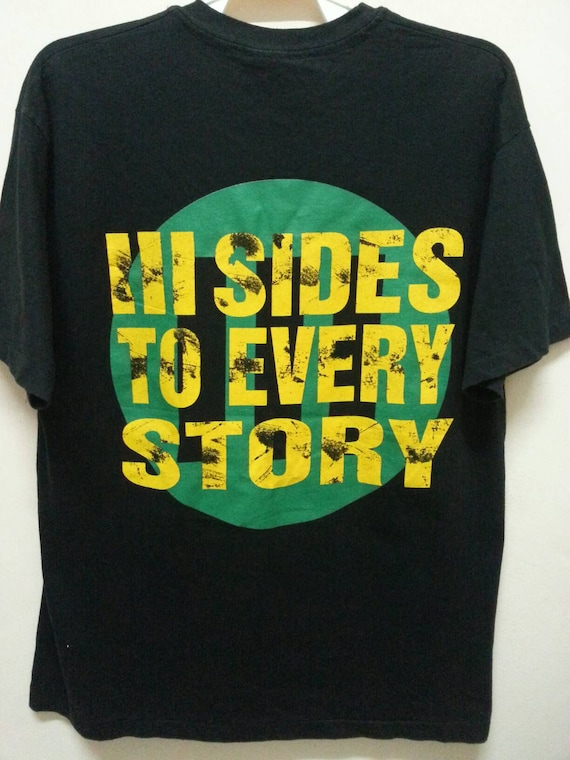 Every Large II Extreme Made T 1992 shirts Usa in Story Vintage size Side I 90s vqZw88