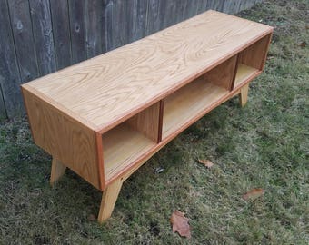 Mid-Century style Entertainment Stand/Credenza/stereo console