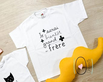 Bodysuit / T-shirt - future big brother