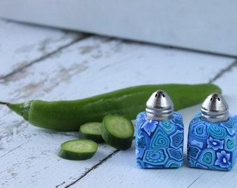Mini unique  salt and pepper shakers-mini salt and pepper set-cute salt and pepper shakers-small salt and pepper set-Mother's day gift