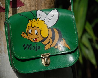 Kindergarten Bag Bee Maja-70s original mod