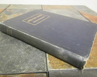 Antique 1906 JOHN PAUL JONES Commemoration  Book ; Lots of Illustrations.