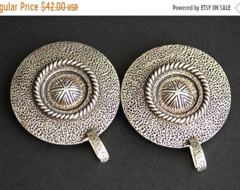 MOTHERS DAY SALE Two (2) Viking Brooches. Silver Apron Pins. Shield Style Turtle Brooch Set. Shoulder Brooches. Norse Jewelry. Historical Re