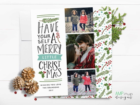 Have yourself a merry little christmas card christmas card like this item solutioingenieria Gallery