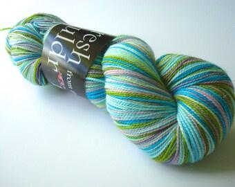 Thumbelina- Celestial Sock