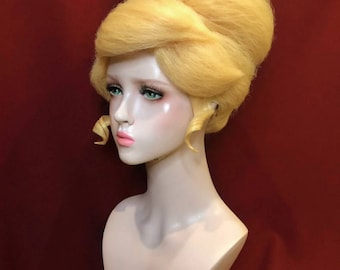 Charlotte la Bouff wig - The Princess and the Frog