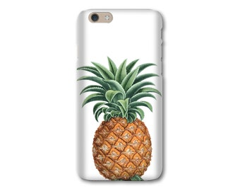 Pineapple iPhone 6 Plus Case, Tropical iPhone 6S Case Botanical iPhone 5S Case Pineapple iPhone Case  Samsung Galaxy