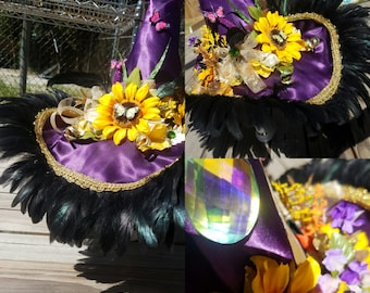 Deposit for Customized Witch Hat