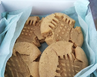 Nanny Rose Peanut Butter Cookies