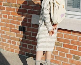 Monotone Backpack - White