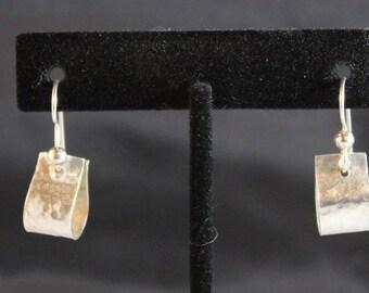 Silver Loop Earrings (022017-030)