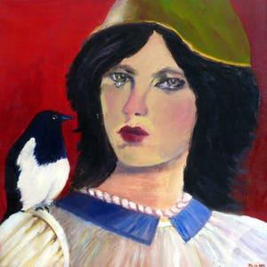 Peinture sur toile | Etsy