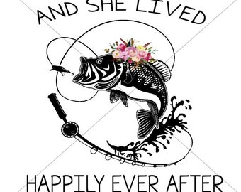 And She Lived Happily Ever After Digital Download