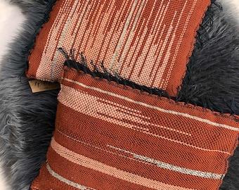 Throw Pillow | Handwoven Pillows | Home Decor | Decorative Pillow