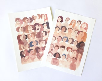Love postcards, Valentine's postcards, Kissing Postcards, Peoplekissing
