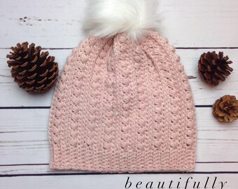 Crochet Malia Slouchy Hat