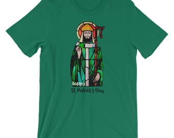 Happy St. Patrick's Day Patron Saint of Ireland T-Shirt