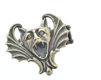 Vampire Bat ring, one size fits all, sold 1 each, Ring-5