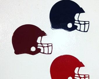Football helmet Magnets