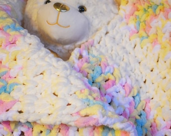 Trendy Baby Afghan Crochet, handmade baby blanket, crochet, blanket, throw, crochet blanket pattern