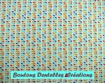Fabric children - Kids Creations - flags - Windham Fabrics