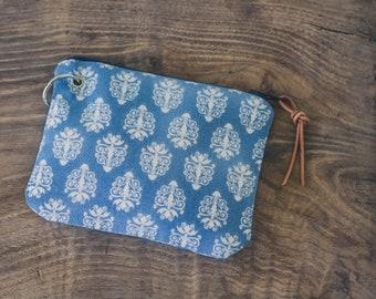 Boho coin purse,boho purse, ethnic purse, gipsy purse, boho chic purse,boho pouch, coin purse, key fobs