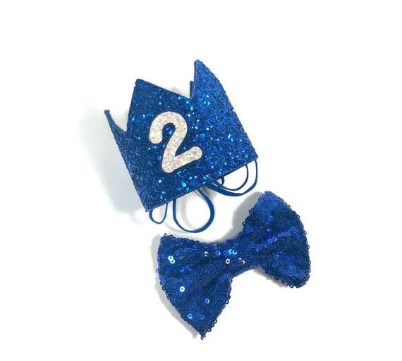 Dog Birthday Hat | Dog Birthday | Pet Birthday Crown | Dog Lover Gift | Birthday for Dogs | Pet Cat Kitten Pig Birthday Party Hat | Royal
