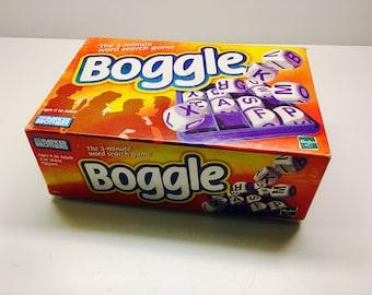 Vintage Game of Boggle - Complete Game, Parker Bros