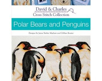 Cross Stitch Collection Polar Bears & Penguins Chart eBook (803898)