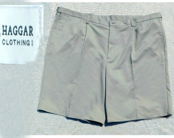 hommes shorts devant plissés, Big et haut shorts homme - Short de robe pour homme, taille 50 shorts hommes, # 21
