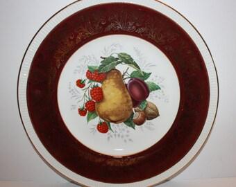Solian Ware Cobridge England Plate