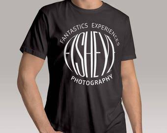 Fisheye Photography T-Shirt