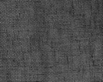 Silver and Black woven fabric