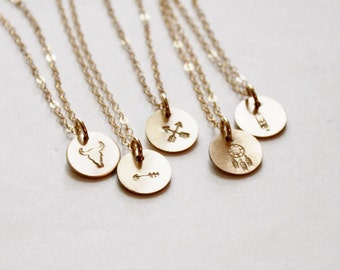 Gold Necklace, Simple Gold Necklace, Dainty Jewelry, Dainty Gold Necklace, Gold Layer Necklace Everyday Necklace 14kt Gold Filled