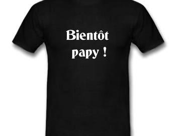 Black t-shirt humor soon POPs