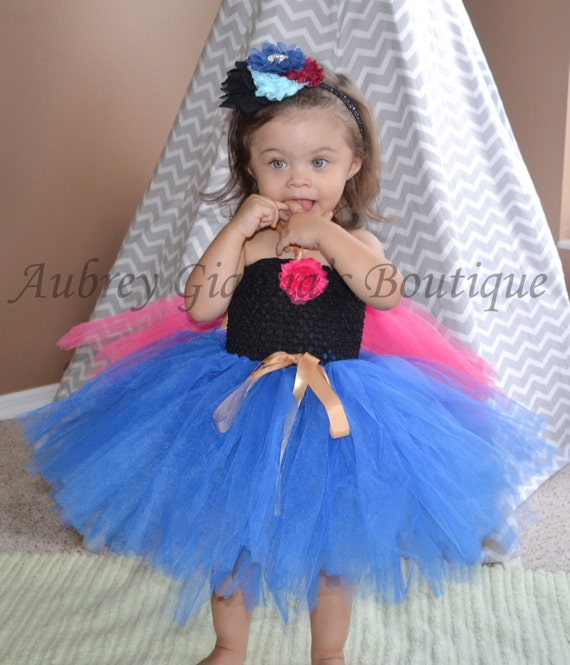 Items similar to Anna Tutu Costume Princess Anna dress Frozen Costume baby girl costume princess costume Frozen birthda on Etsy  sc 1 st  Etsy : elsa costume baby  - Germanpascual.Com