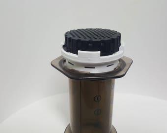 Aeropress travel filter holder