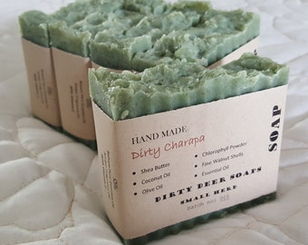 Dirty Charapa - Handmade Bar Soap