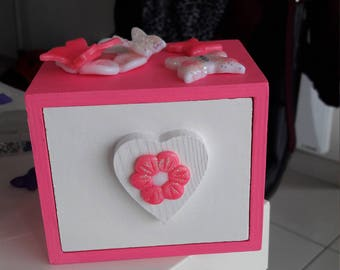box has drawer jewelry