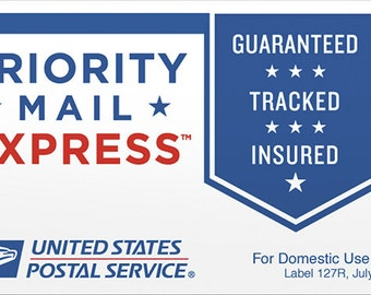 USPS EXPRESS Priority Mail Upgrade