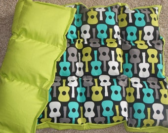 Weighted Lap Pad Available in Multiple Fabric Choices