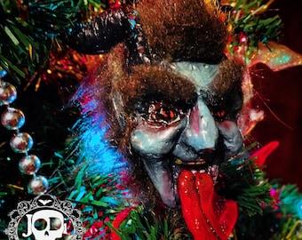 Krampus Creepmas Ornament Collection
