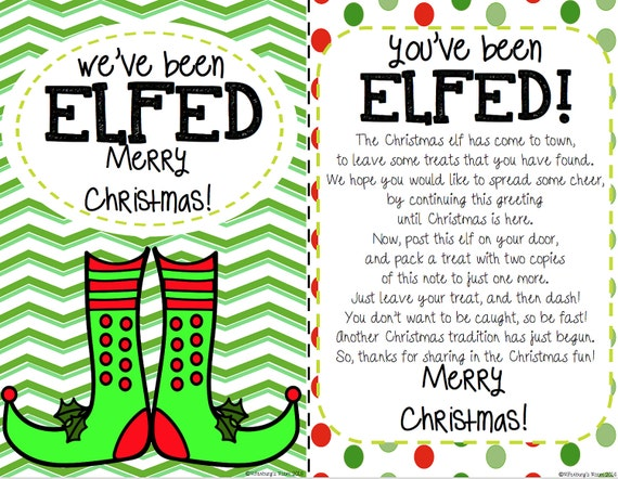 I ve been elfed