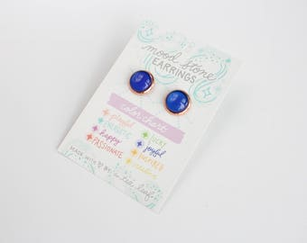 Changing Color Mood Stone Earrings | ATL-E-MOOD