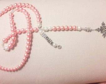 Rosary Pink