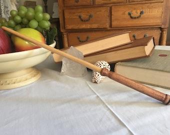 Simple poplar wand